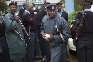 Police kill three members of the notorious Superpower gang in Eastleigh