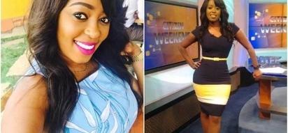 Lilian Muli awadodosha mate wanaume kutokana na 'figure' yake