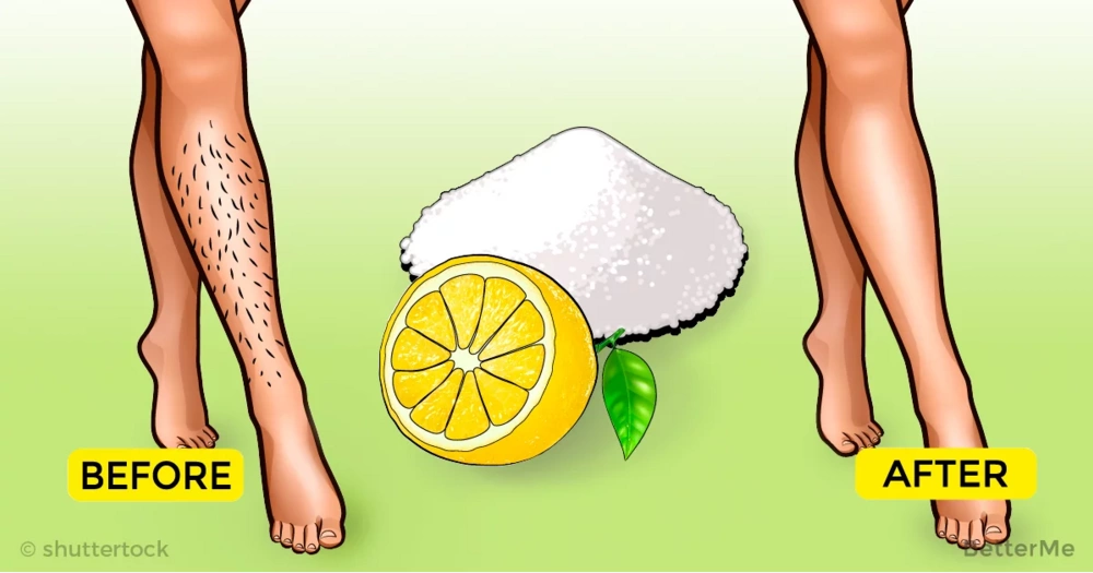 Natural Ways To Get Rid Of Unwanted Body Hair Right At