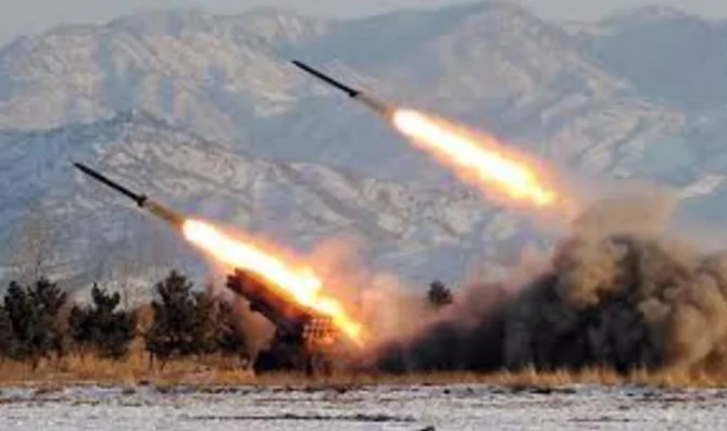 WATCH: North Korea fires test missiles again