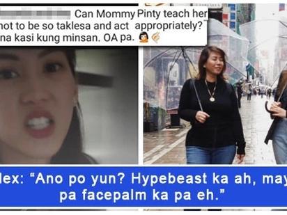 Insensitive daw! Alex Gonzaga, naimbiyerna sa mga netizens na nagsabing OA at taklesa siya