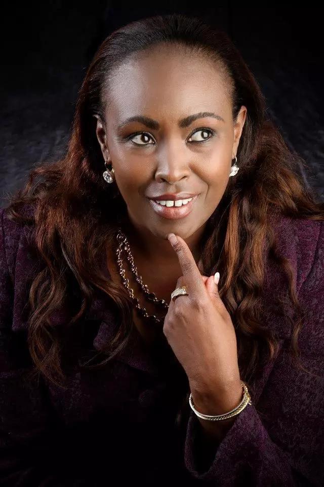 Ujumbe MKALI wa Caroline Mutoko kuhusu ndoa ya wanandoa wa Ksh100