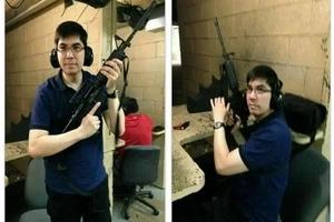 Photos show dismissed INC member Ka Angel likes guns and firearms