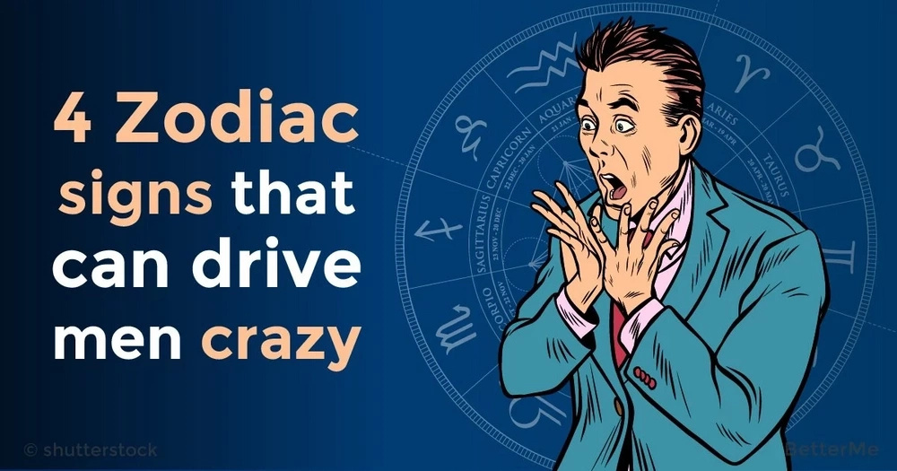 These 4 Zodiac signs can drive men crazy