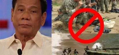 Careless Duterte endangers PH borders, withdraws from joint patrol with US