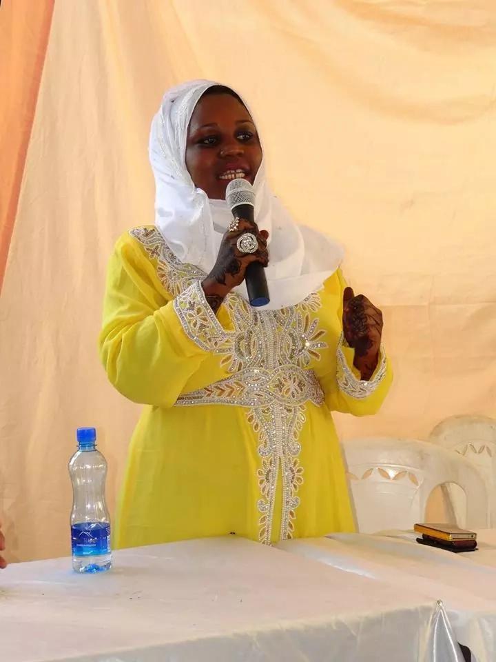 Mombasa politician