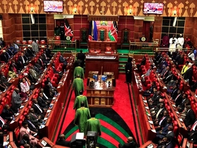 Are These 12 Kenya's Best MPs?