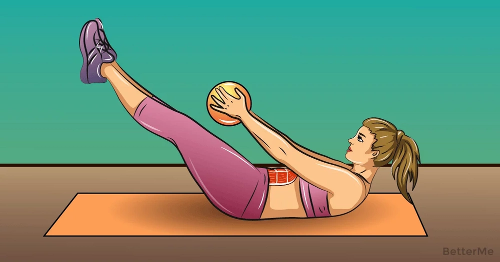 5 moves for a full body workout in only 15 minutes
