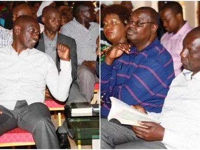 Coast MPs drawn from opposition promise to back Ruto's 2022 presidential ambition