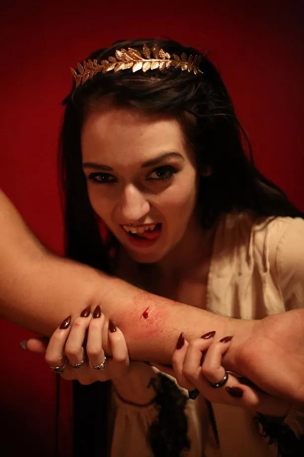 Modern-day vampires really do exist! And they're every bit just as human as we all are...