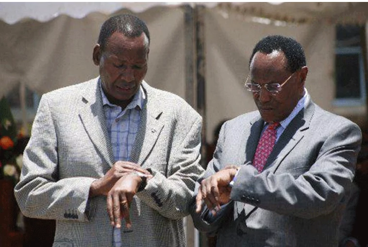 X Kenyan politicians who died while in office besides Nkeissery
