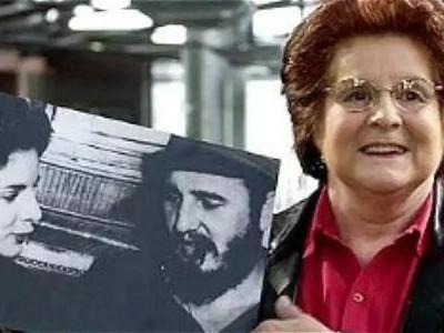 La espía que iba a matar a Fidel Castro y terminó siendo su amante
