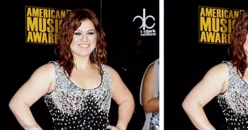 Six months after giving birth, Kelly Clarkson showed off her impressive weight loss