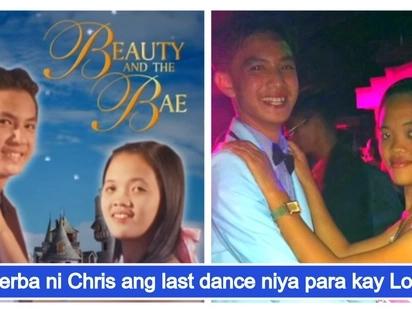 Larawan ng campus heartthrob at shy girl na nagsasayaw sa kanilang Prom night, nagviral