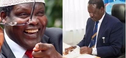 Ilikuwa kwa sababu ya Raila, Miguna Miguna asema kwa nini alikamwatwa na polisi