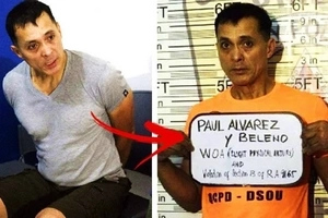 BREAKING: Ex-PBA star Paul Alvarez was arrested at a barber shop in Quezon City by the police! Find out all the details!