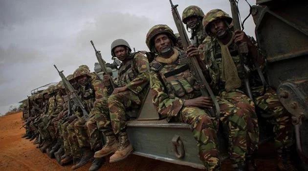 Magaidi wa AL-SHABAAB washambulia tena kikosi cha Amisom Somalia. Wanajeshi 7 waangamia
