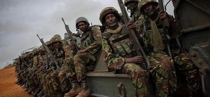 Ugandan soldier dies at Jomo Kenyatta International Airport
