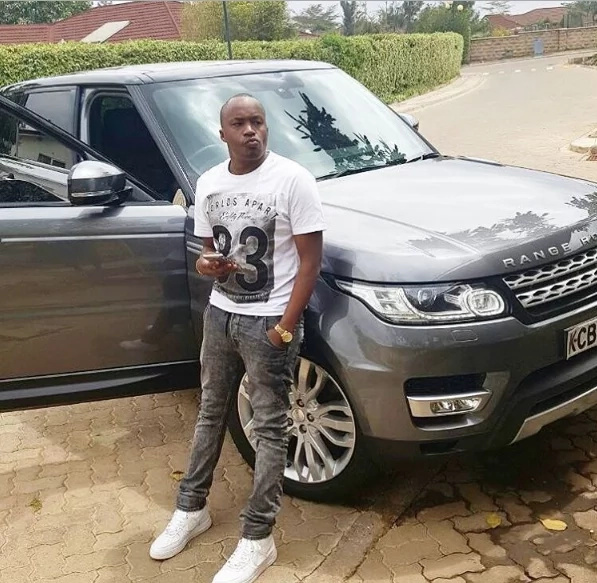 It is wrong for an old man to steal from his son-Musician Jaguar tells Maina Kamanda