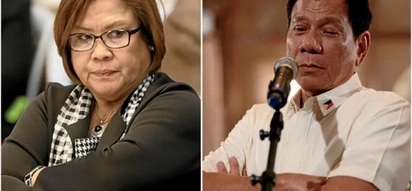 De Lima: Duterte should be Top 1 in his drug list for taking the drug fentanyl