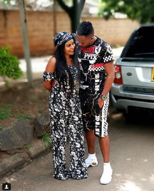 Size 8's touching testament on how her despised hubby rose to be a superstar DJ
