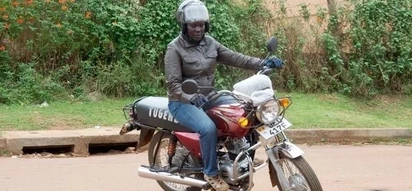 Ugandan woman narrates how boda boda business changed her life from a pauper to business leader