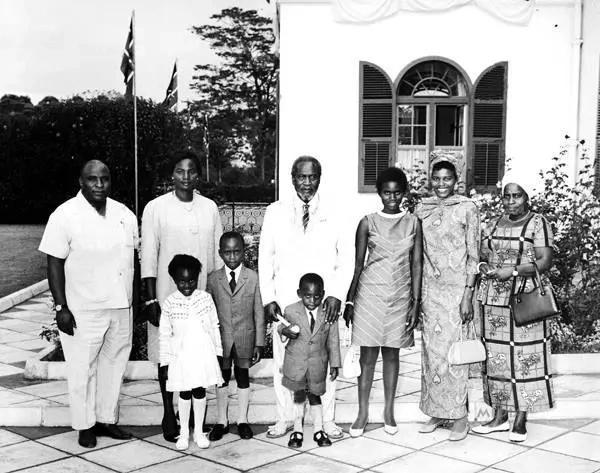 Uhuru Kenyatta's sister DIES
