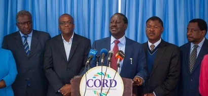 Raila rejects President Uhuru's plea