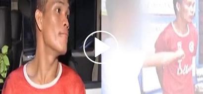 Grabe talaga ang mga adik! Heartless drug addict abused poor 14-year old teenage boy