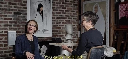 Heartmelting Video Shows Blind People Discribing Their Loved Ones