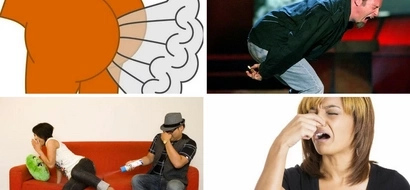 Study says: farting may improve your health
