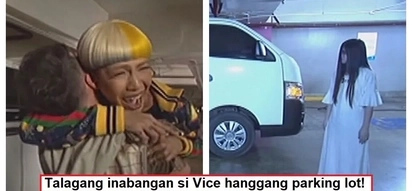 Takot na takot si Vice! Hilarious video of PGT contestant Mary Grace while she waits for Vice Ganda at the parking lot