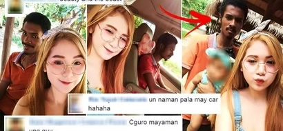 This girl posted sweet photos of herself with her husband & child! But the reactions of many Pinoy netizens will horrify you!