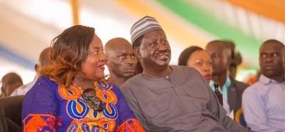 If I managed to defeat Kibaki politically, who is Ruto and Uhuru? - Raila
