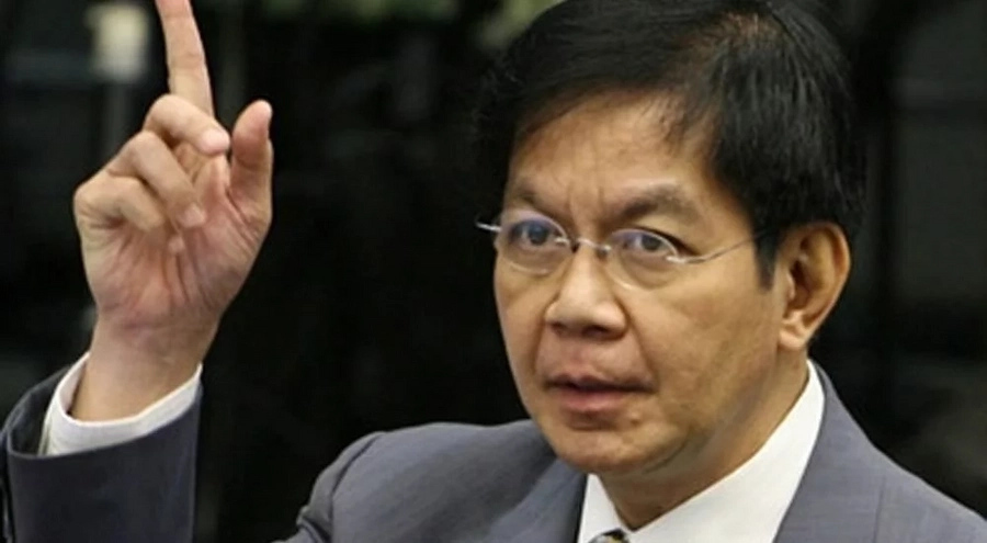 Senator Lacson claims PH should make its own weapons