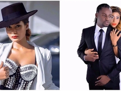 Unbeliavable! Diamond Platinumz current mpango wa kando used to warm his brother-in-law's bed too