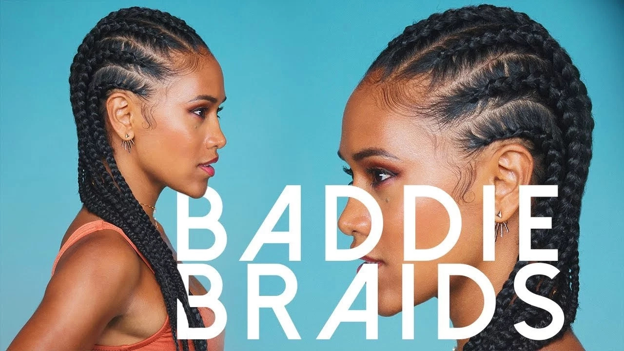 How to make the cornrows hairstyle? 10 simple braiding steps