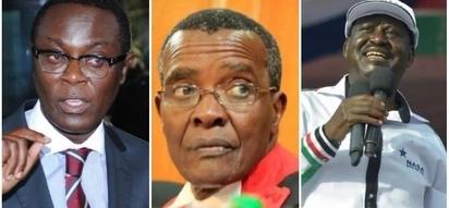 Kuapishwa kwa Raila ni kubandua serikali na jaji mkuu Maraga anamsaidia – Mutahi Ngunyi
