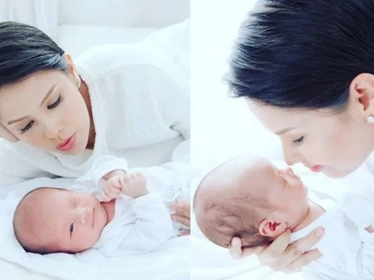 Neri Naig-Miranda has a fierce reply to someone who bashed her for posting breastfeeding pic