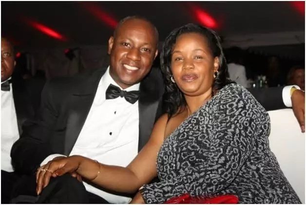 Nairobi Deputy Governor is romantic, he did this for the wife during anniversary