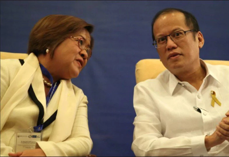 President Aquino called De Lima to help LP's Robredo?