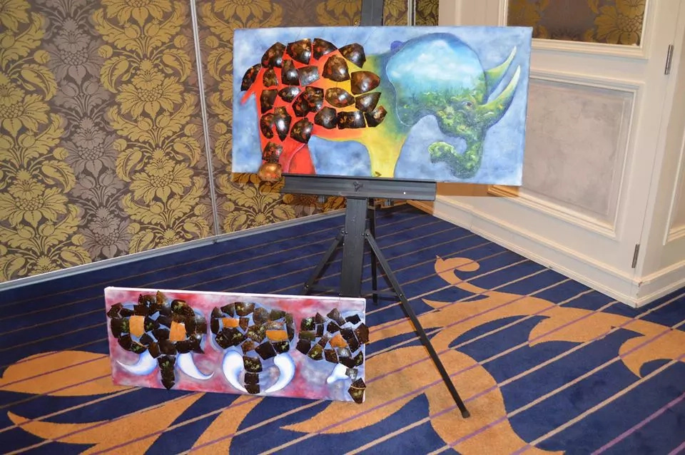 The Villa Rosa Kempinski where people buy paintings worth KSh 500,000