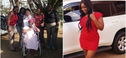 Socialite Mishi Dorah celebrates women who helped her after she was told she could not walk again