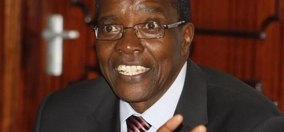 New Chief Justice David Maraga wears what Mutunga HATED with passion (photos)