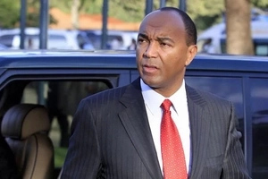 Shock as peter Kenneth is caught up in this money scandal