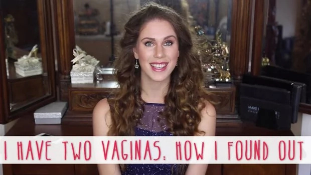 Woman Talks Openly About Her Two Vaginas