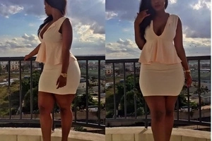 Meet the man who warms the bed of socialite Corazon Kwamboka (photos)