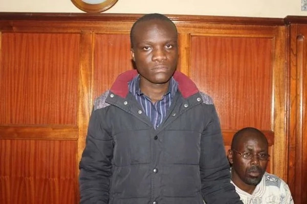 Collins Obenda Gavalwa pleaded guilty to manslaughter