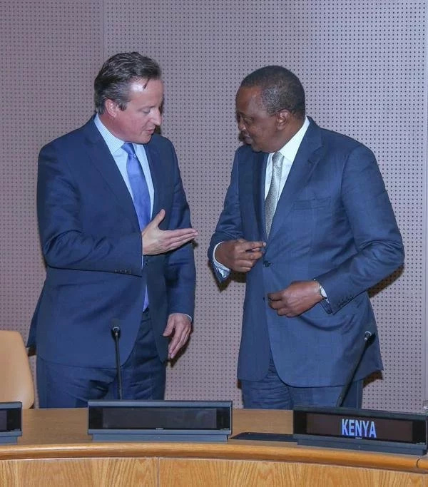 Uhuru says UK people exercised their rights in EU divorce