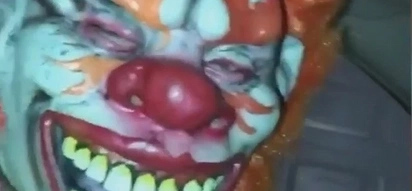 "Everyone Is Freaking Out Over This ""Creepiest Killer Clown Encounter"" (Video)"